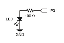 Propeller LED Circuit
